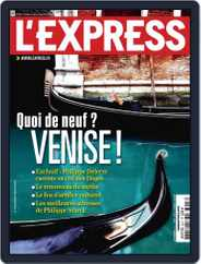 L'express (Digital) Subscription April 30th, 2009 Issue