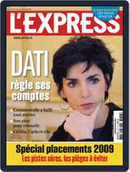 L'express (Digital) Subscription May 8th, 2009 Issue