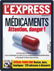 L'express (Digital) Subscription June 4th, 2009 Issue