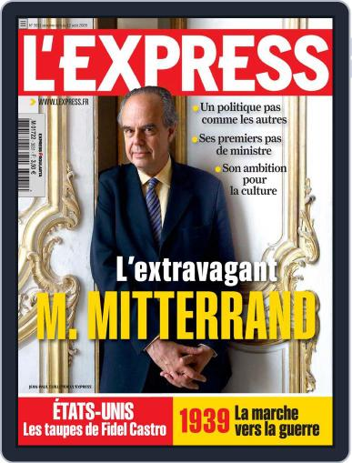 L'express (Digital) August 5th, 2009 Issue Cover