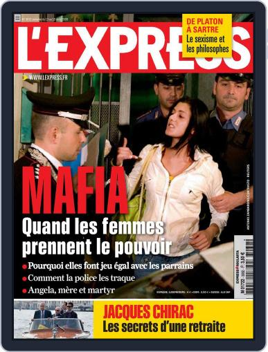 L'express August 12th, 2009 Digital Back Issue Cover