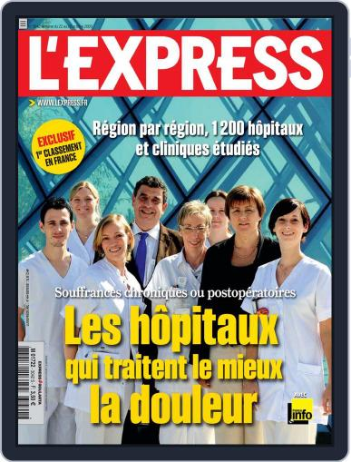 L'express (Digital) October 21st, 2009 Issue Cover