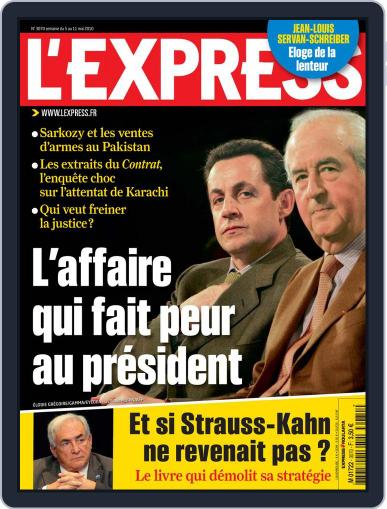 L'express (Digital) May 5th, 2010 Issue Cover