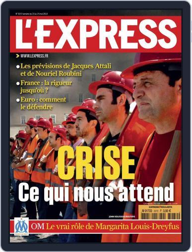 L'express May 18th, 2010 Digital Back Issue Cover