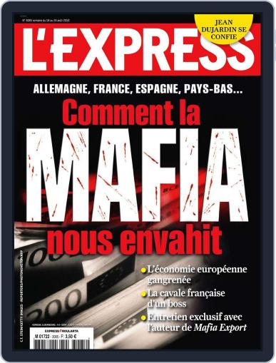 L'express August 17th, 2010 Digital Back Issue Cover