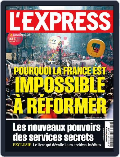 L'express October 19th, 2010 Digital Back Issue Cover