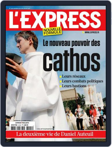 L'express April 19th, 2011 Digital Back Issue Cover