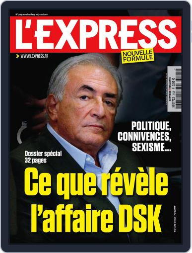 L'express May 24th, 2011 Digital Back Issue Cover