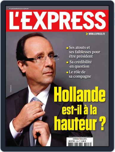 L'express June 14th, 2011 Digital Back Issue Cover