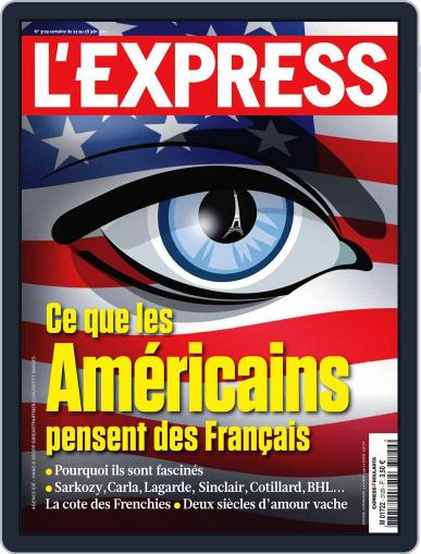 L'express (Digital) June 23rd, 2011 Issue Cover