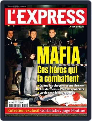 L'express (Digital) December 13th, 2011 Issue Cover