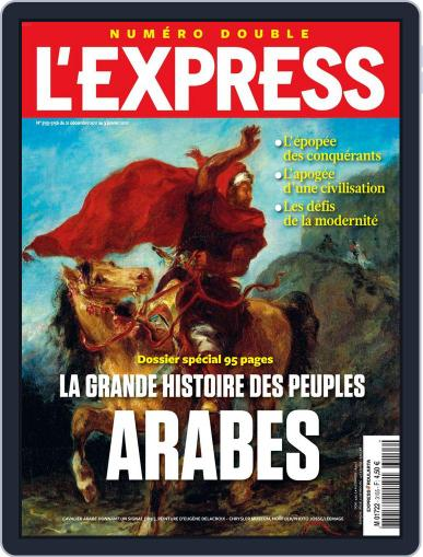 L'express December 20th, 2011 Digital Back Issue Cover