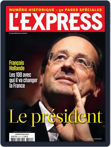 L'express (Digital) May 7th, 2012 Issue Cover