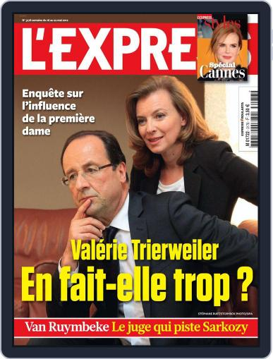 L'express May 15th, 2012 Digital Back Issue Cover