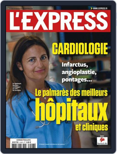 L'express (Digital) September 11th, 2012 Issue Cover