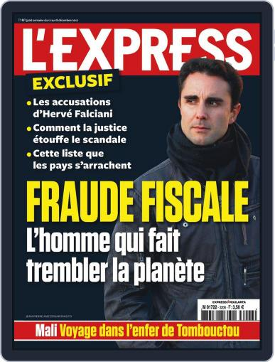 L'express (Digital) December 11th, 2012 Issue Cover