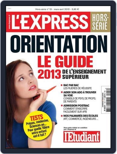 L'express (Digital) March 22nd, 2013 Issue Cover