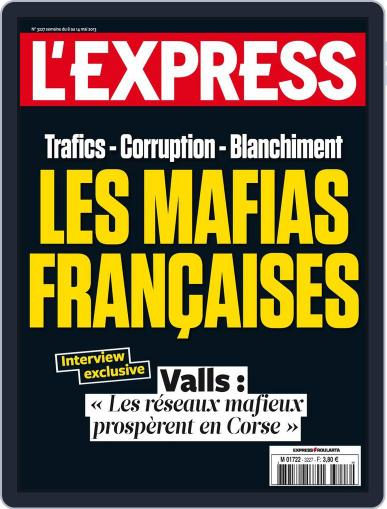 L'express (Digital) May 6th, 2013 Issue Cover