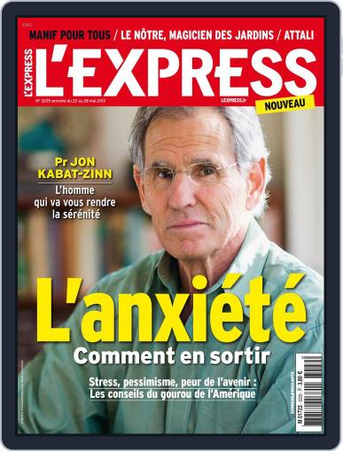 L'express (Digital) May 21st, 2013 Issue Cover