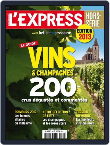 L'express (Digital) June 4th, 2013 Issue Cover