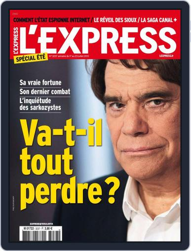 L'express (Digital) July 16th, 2013 Issue Cover
