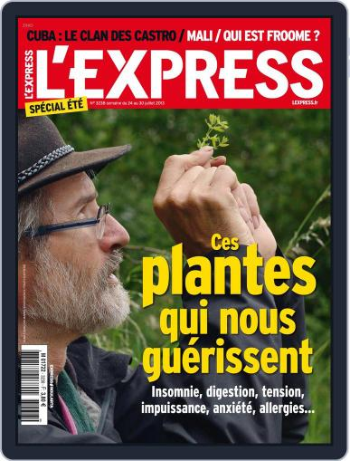 L'express July 23rd, 2013 Digital Back Issue Cover