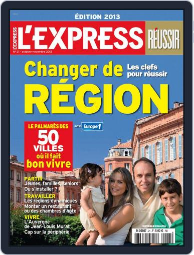 L'express (Digital) September 17th, 2013 Issue Cover