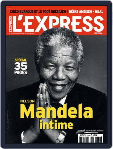 L'express (Digital) December 10th, 2013 Issue Cover