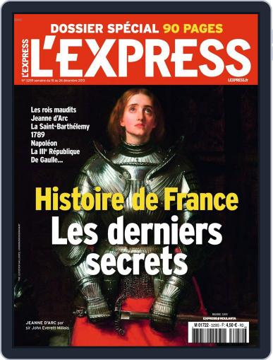 L'express (Digital) December 17th, 2013 Issue Cover