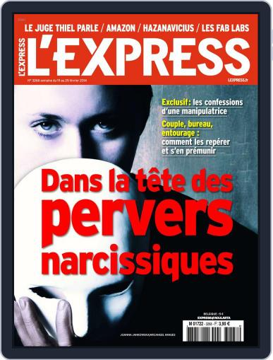L'express February 18th, 2014 Digital Back Issue Cover
