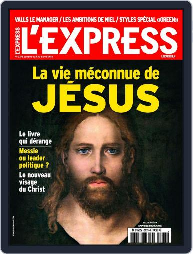 L'express (Digital) April 8th, 2014 Issue Cover