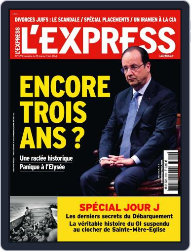 L'express (Digital) May 27th, 2014 Issue Cover