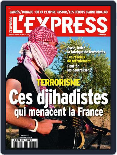 L'express (Digital) June 17th, 2014 Issue Cover
