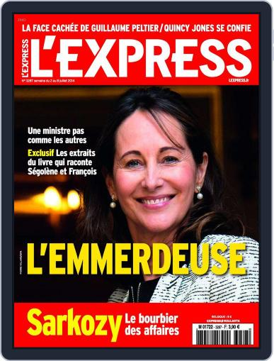 L'express (Digital) July 1st, 2014 Issue Cover