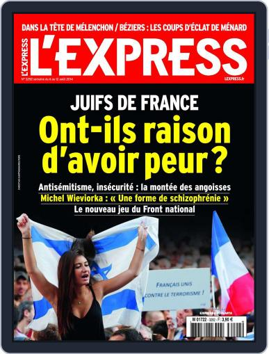 L'express (Digital) August 5th, 2014 Issue Cover