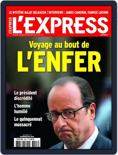 L'express (Digital) September 9th, 2014 Issue Cover