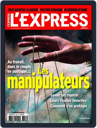 L'express (Digital) April 8th, 2015 Issue Cover
