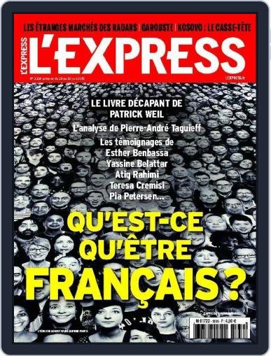 L'express (Digital) June 21st, 2015 Issue Cover