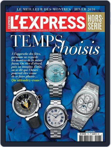 L'express (Digital) November 27th, 2015 Issue Cover