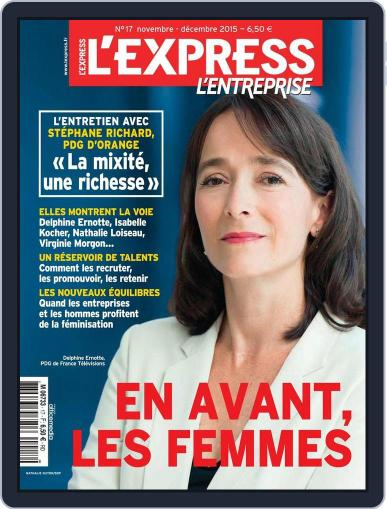 L'express December 5th, 2015 Digital Back Issue Cover