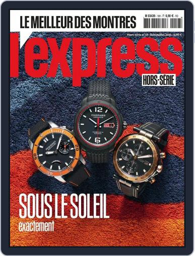 L'express (Digital) May 20th, 2016 Issue Cover