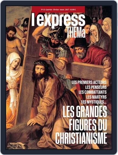 L'express (Digital) January 1st, 2017 Issue Cover
