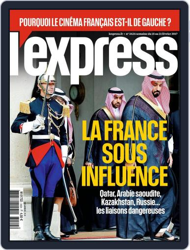 L'express February 15th, 2017 Digital Back Issue Cover