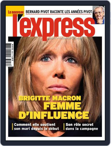 L'express (Digital) March 1st, 2017 Issue Cover