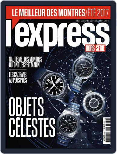 L'express June 1st, 2017 Digital Back Issue Cover