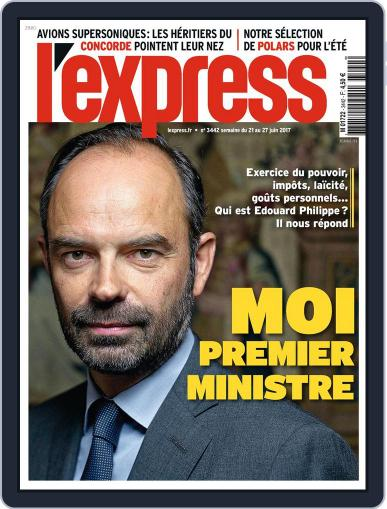 L'express June 21st, 2017 Digital Back Issue Cover