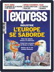 L'express (Digital) Subscription March 6th, 2019 Issue