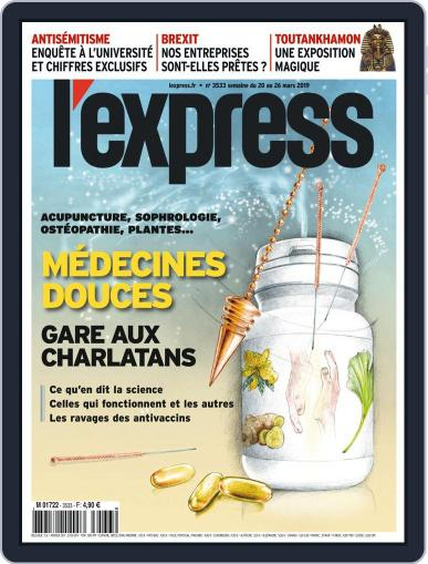 L'express (Digital) March 20th, 2019 Issue Cover
