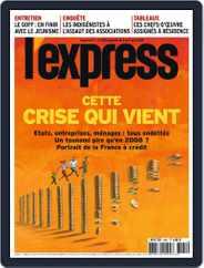 L'express (Digital) Subscription April 3rd, 2019 Issue