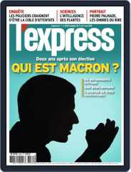 L'express (Digital) Subscription May 1st, 2019 Issue